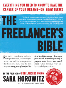 Freelancers Bible cover
